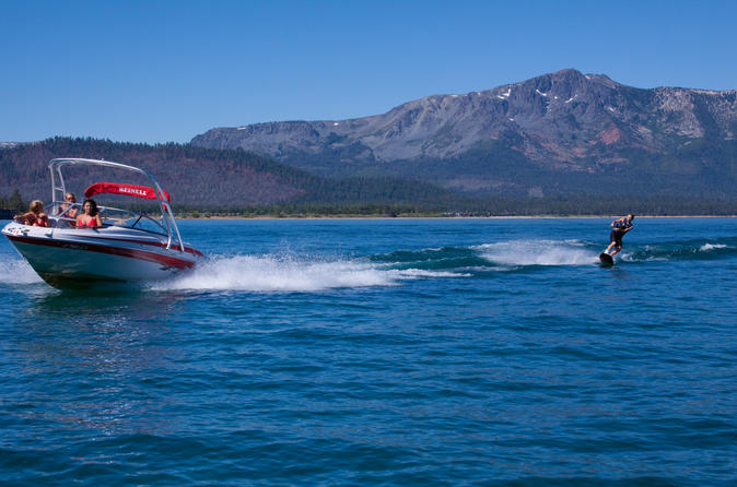 South lake tahoe boat rental in lake tahoe 155946