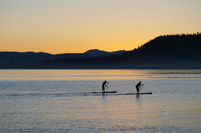South lake tahoe stand up paddleboard rental in lake tahoe 155078