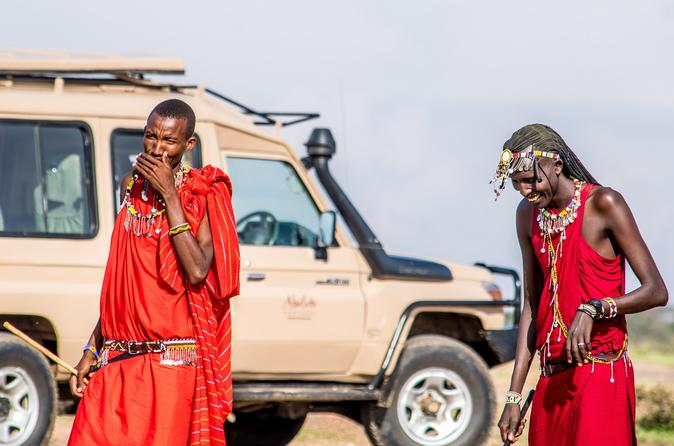 12 Days 11 nights Great Rift Valley Kenya - Tanzania Safari