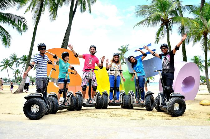 Sentosa Segway Tour in Singapore