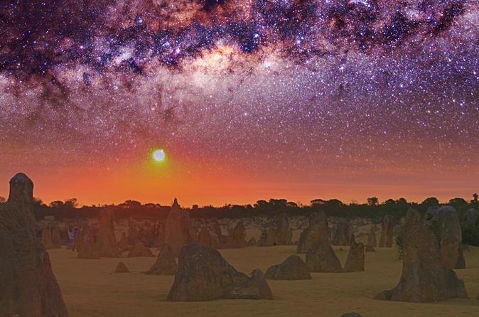 Pinnacles Sunset Stargazing Tour