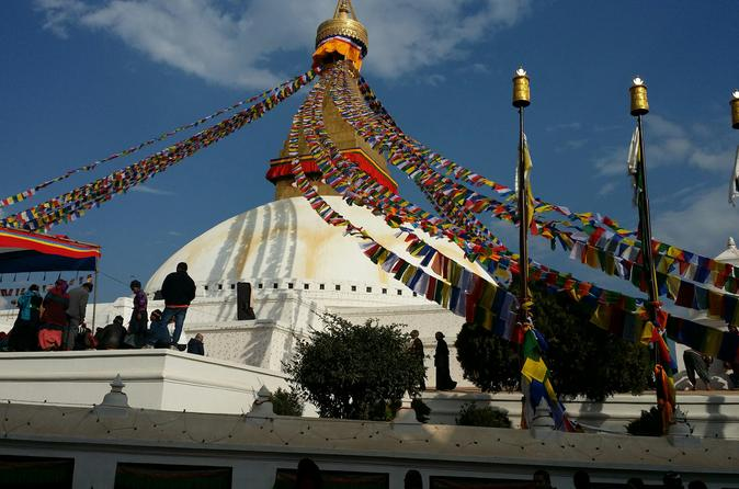 Kathmandu City Tour - Incredible 5 World Heritage Sites Day Tour In Kathmandu