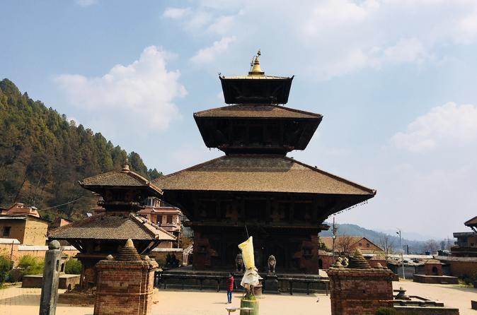 Private Half Day Panauti Tour in Kathmandu Nepal
