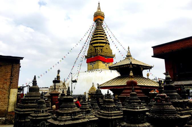 Swayambhu and Kathmandu Durbar Square Half Day Tour