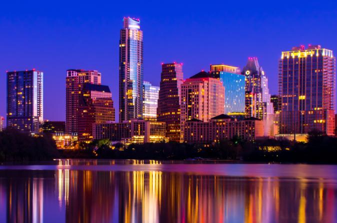 Austin Bats and Skyline Lights Segway Tour