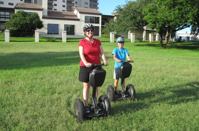 Austin Early Bird Segway Tour