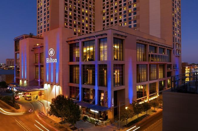 Hotel Hop Around in Austin