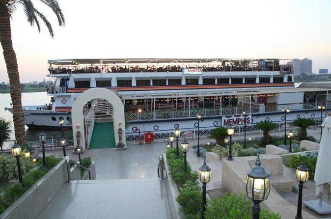 Cairo Nile Dinner Cruise show