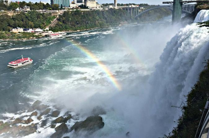 Private Tour- Niagara Falls Day Trip From New York City