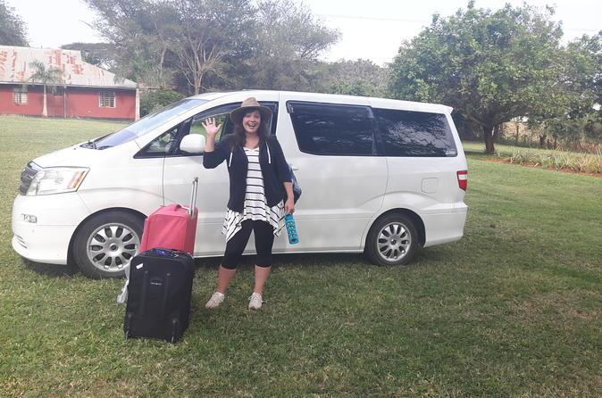 Airport Pick up Drop-off Dar es salaam-Morogoro-Dar es salaam