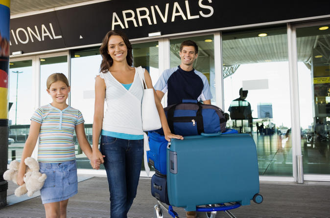 Private Arrival Transfer: Genoa Airport to City or Riviera Hotels
