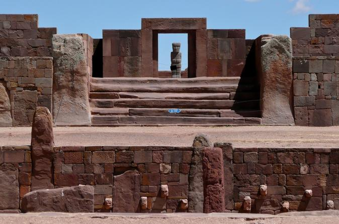 Private tour tiwanaku archeological site from la paz in la paz 158223