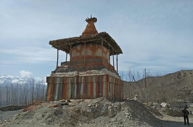 14 Days Upper Mustang Trek From Kathmandu  Private Trip