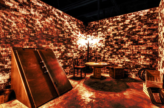 Jack the Ripper Escape Room Game for Private Group