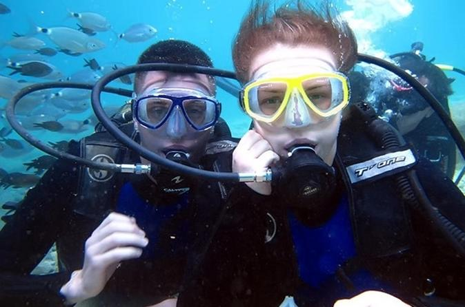 DIVING FROM KEMER
