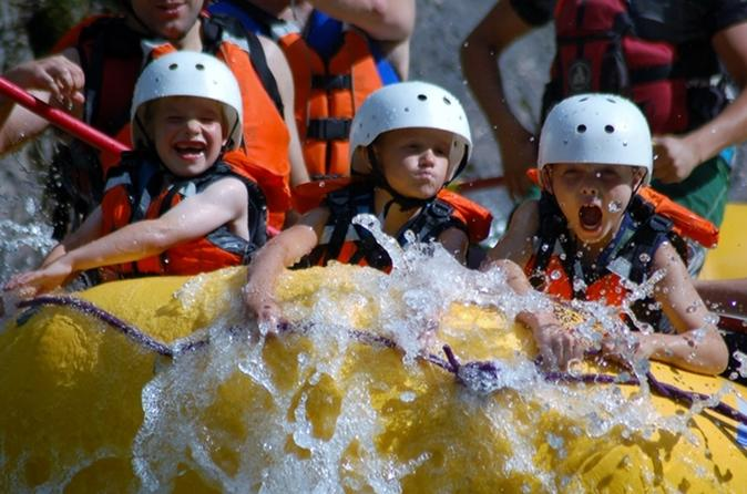 RAFTING TOUR FROM KEMER