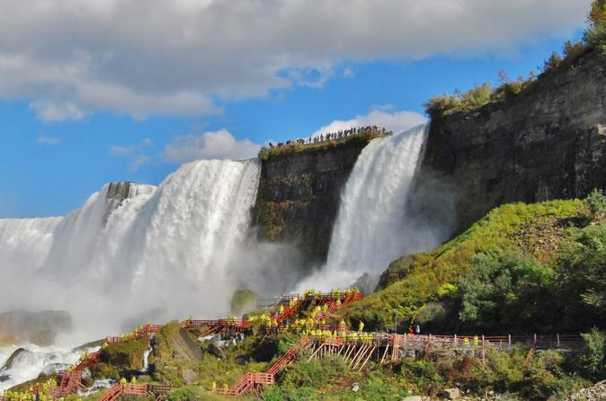 Epic Full Day Niagara Falls Tour From USA And Canada Plus Lunch