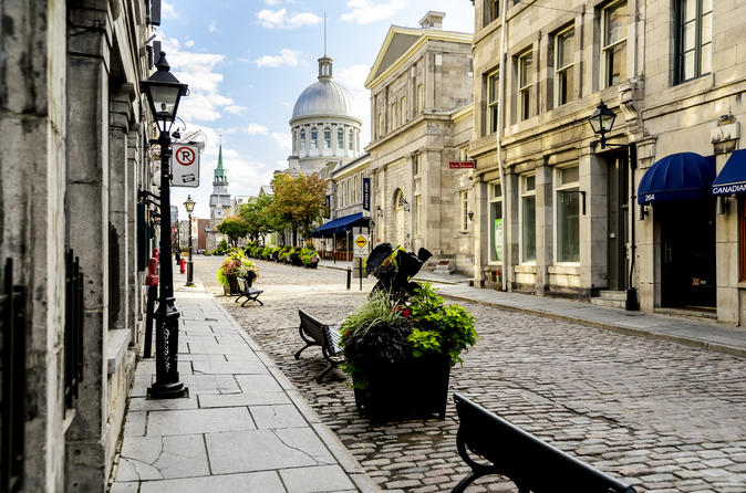 Ultimate Montreal Afternoon Tour - English