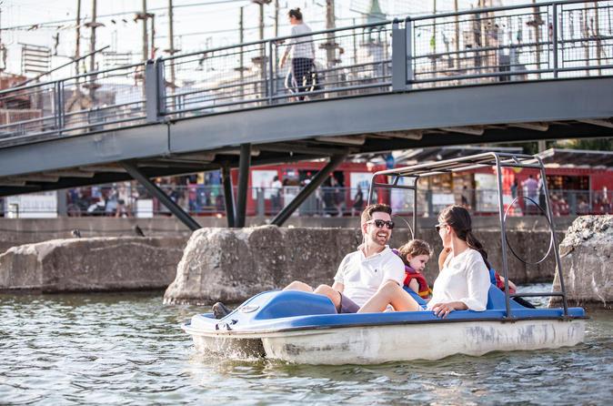 Montreal Paddleboat Rental