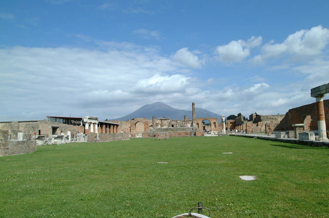 Pompeii half day trip from sorrento in sorrento 216200