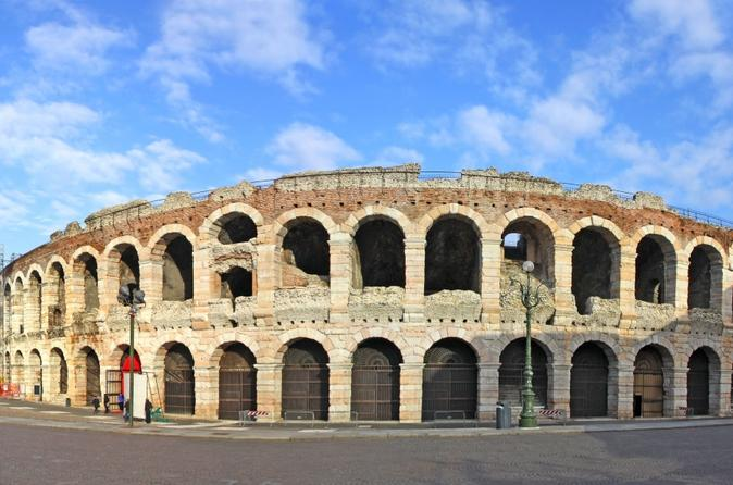 Verona private full day tour from lake garda in garda 311603