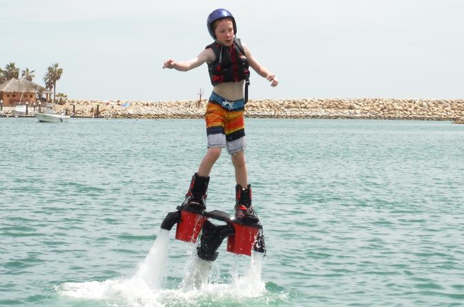 Hydro JetPack (flyboard) For Kids & Beginners - Cabo San Lucas