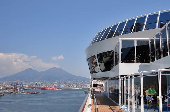 Private Tour: Sorrento, Positano Pompei Tour from Naples