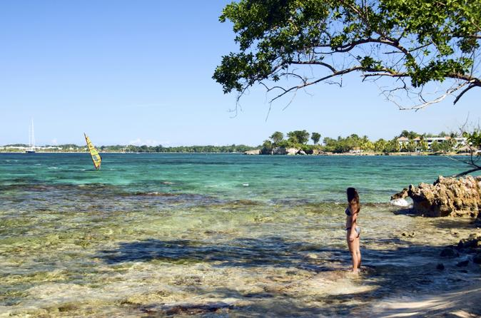 Montego Bay S Excursion Negril Time Square Seven Mile Beach And