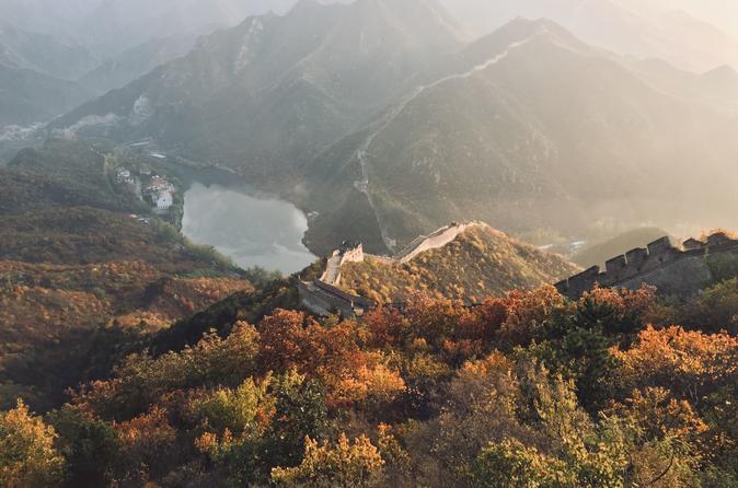 4-5 Hours Authentic Great Wall Hiking Tour With Pick Up & Drop Off At Airport - Beijing