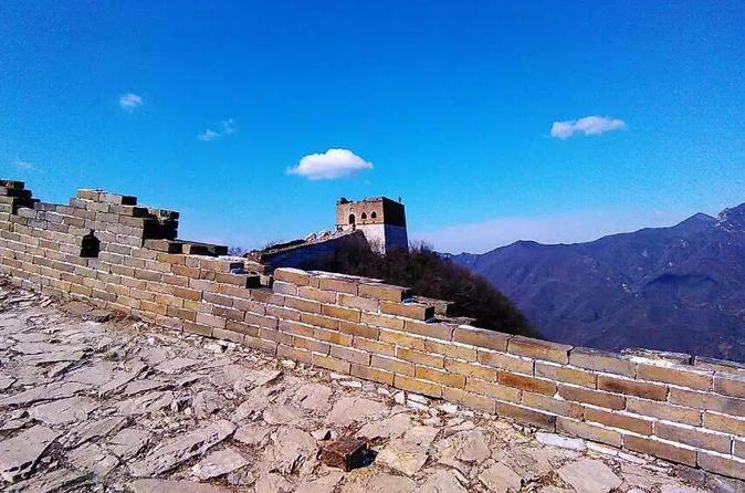 8-9 hours layover Great Wall hiking from Jiankou to Mutianyu