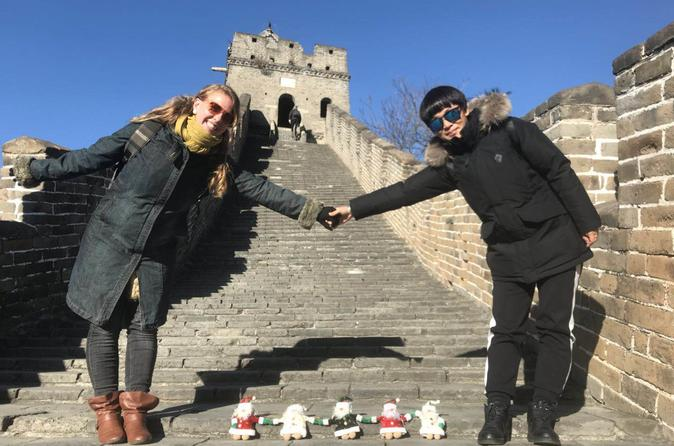 8-9 Hours Layover Tour To Great Wall & Forbidden City - Beijing