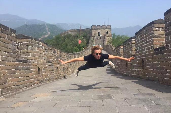 Ultimate one day discovery at Forbidden City & Great Wall with airport pick up