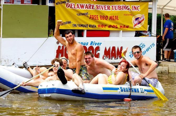 Delaware River Tubing Tickets