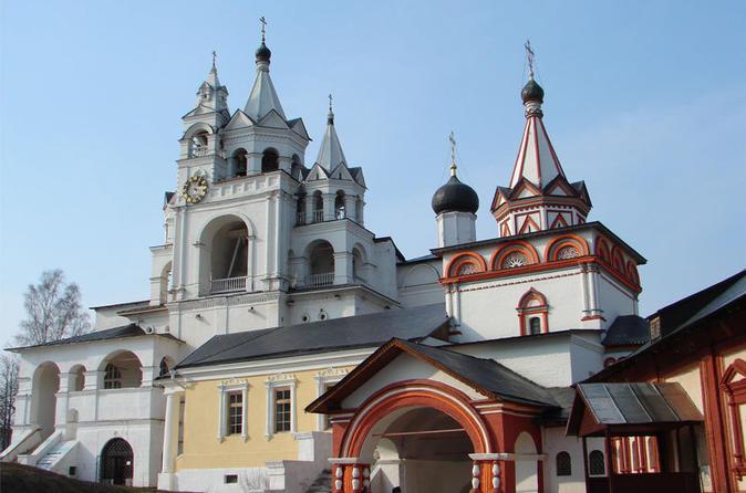 Day Trip to Zvenigorod
