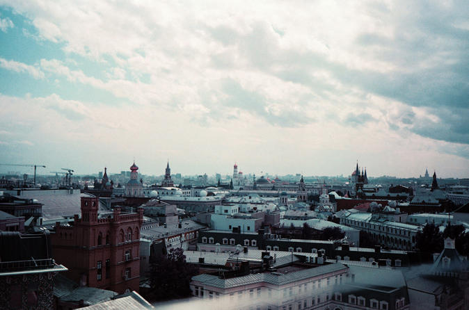 Moscow City Rooftops