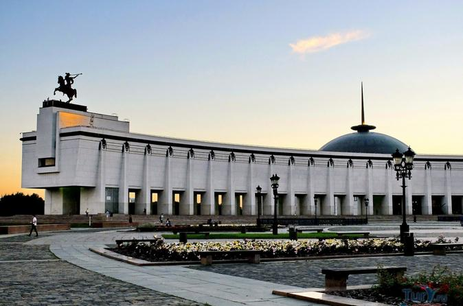 Russian Empire and the USSR: Victory Museum and Arkhangelskoye