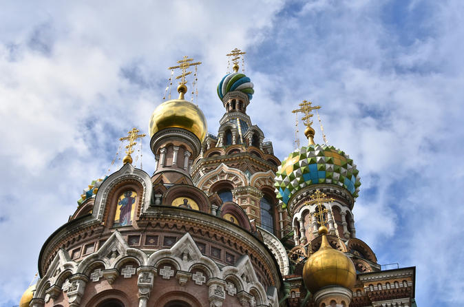 The story of Russia - Big walking tour