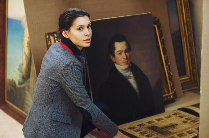 Undeground Museum of Russian Art Treasures