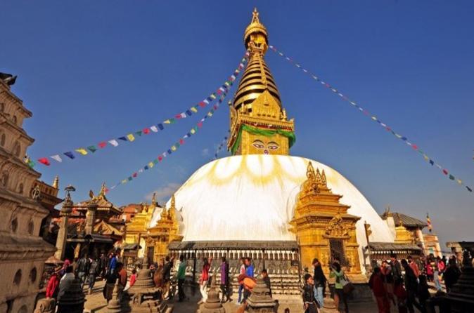 Private Day Tour: Kathmandu Valley