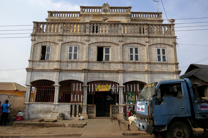 Accra architecture and neighborhoods tour in accra 157426