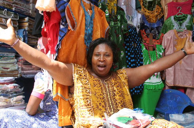 Kejetia market walking tour in kumasi in kumasi 157416