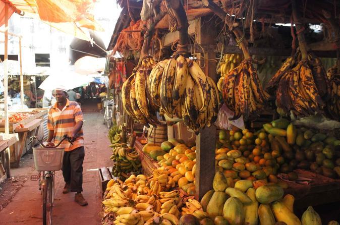 Experience Handmade Zanzibar: Market and Workshops Tour