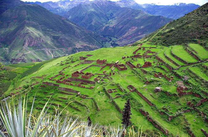 Sacred Valley Connection And Machu Picchu 2 Days - 1 Night - Cusco
