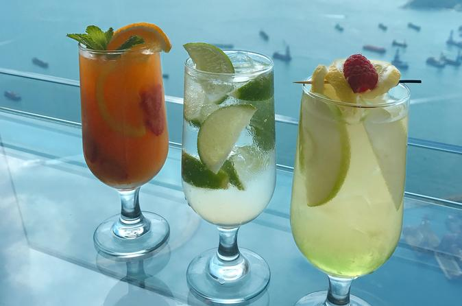 sky100 Beverage Package at Café 100 by The Ritz-Carlton, Hong Kong