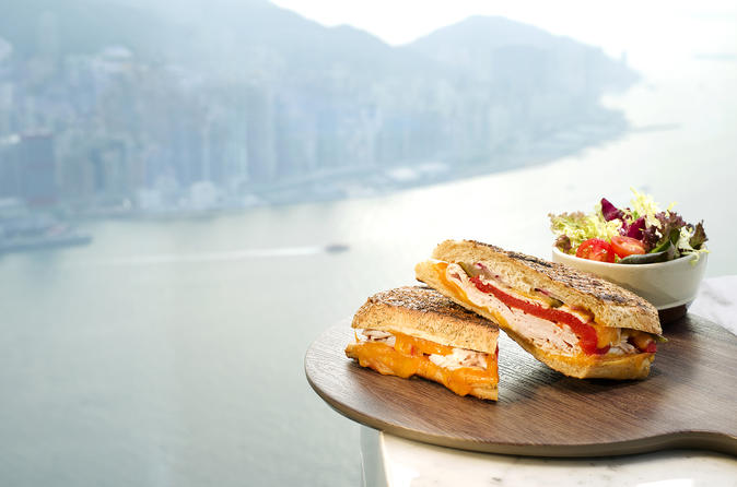 sky100 Dining Package at Café 100 by The Ritz-Carlton, Hong Kong