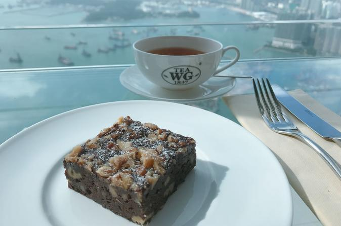 sky100 Sweet Delight Package at Café 100 by The Ritz-Carlton, Hong Kong