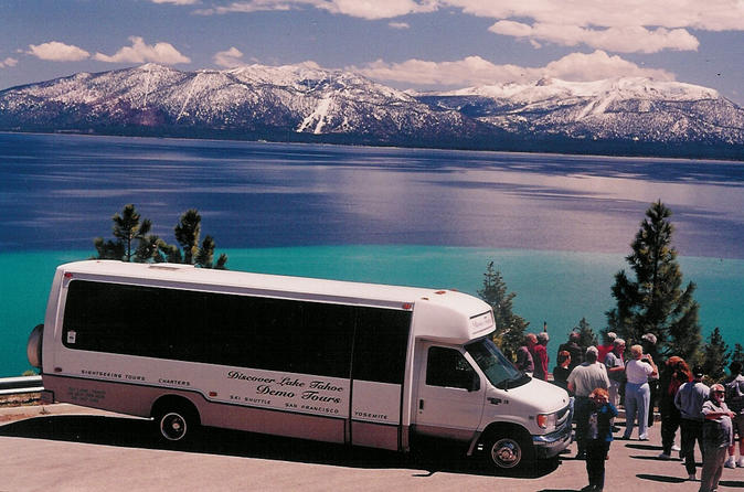 Lake tahoe circle tour including squaw valley in lake tahoe 157235