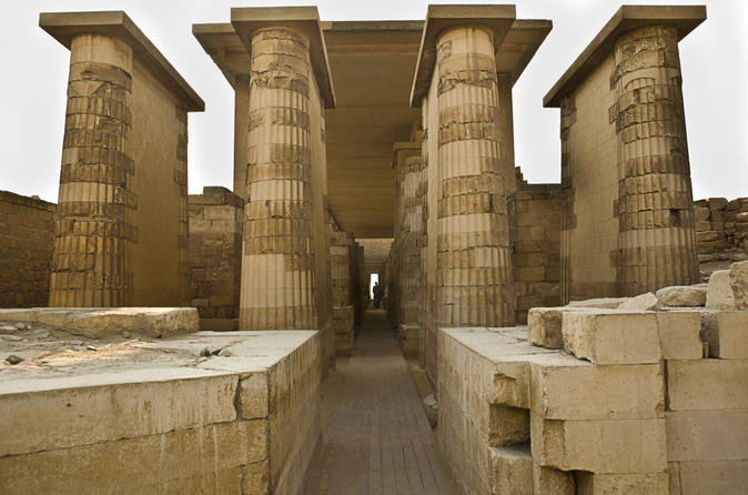 Half day saqqara pyramids and memphis tour from cairo in cairo 157290