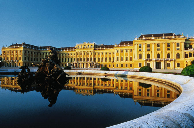 Private Art City Tour of Vienna with Skip-the-Line Schonbrunn Palace Ticket