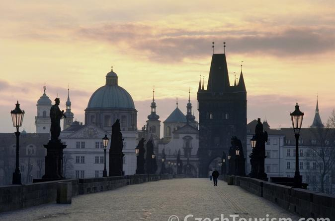 Private Full Day Trip to Prague from Vienna